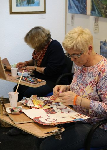 Art Events at Atelier Arts in Clitheroe