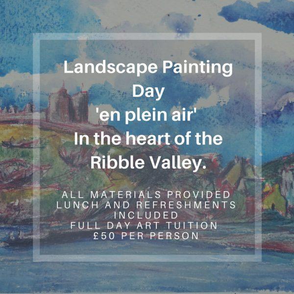Landscape Painting Classes at Atelier Arts