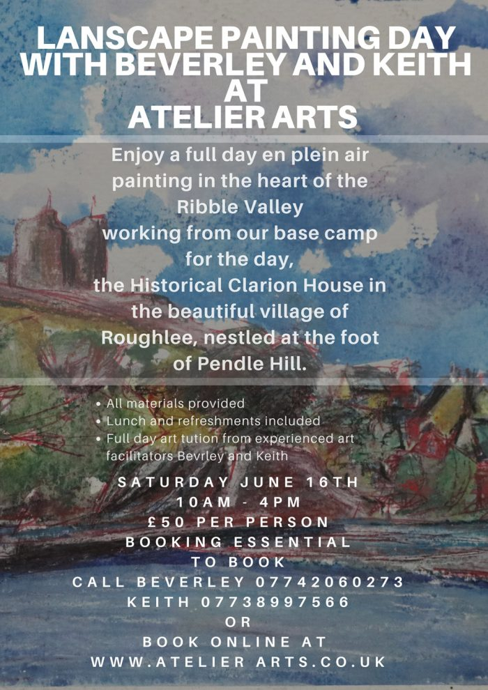 Landscape Painting Classes at Atelier Arts large